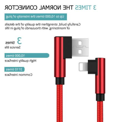 US 90 Strong USB Charger Cable iPhone