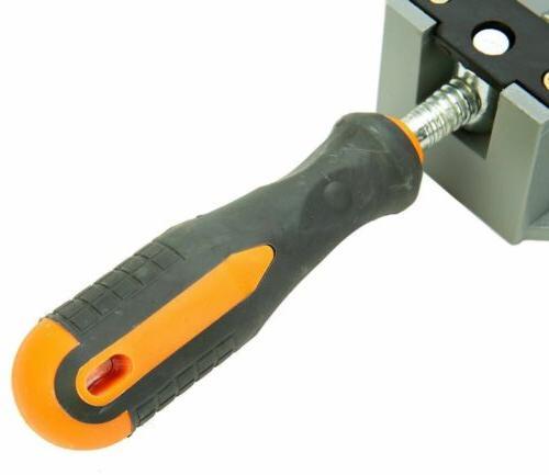 Adjustable Aluminum Alloy Swing Jaw Corner Clamp