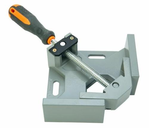 Adjustable 90 Degree Alloy Swing Jaw Clamp Right Angle