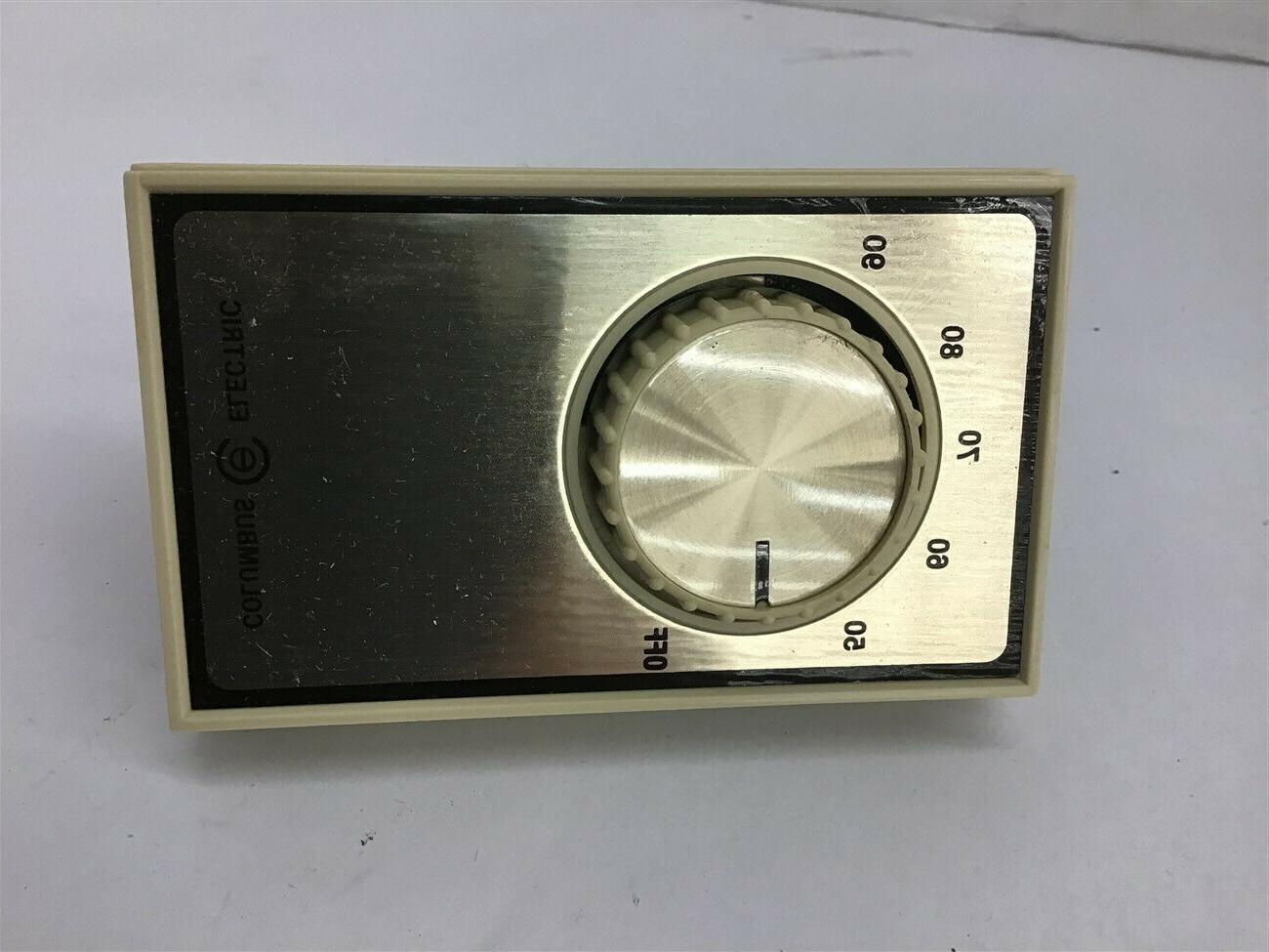 Columbus AET5DW1 Voltage Heating 22 50-90 Degree F