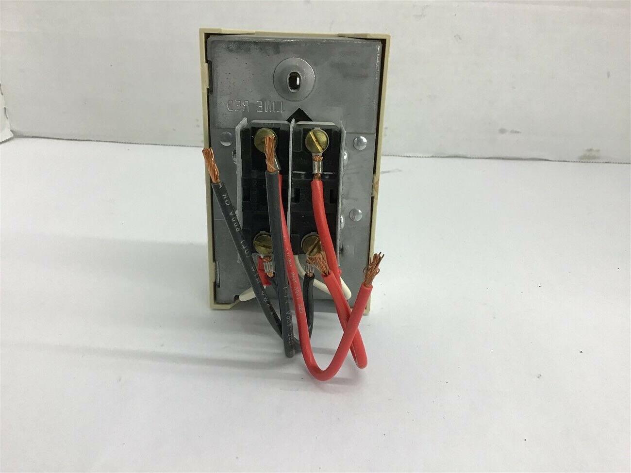 Columbus AET5DW1 Voltage Heating Thermostat 50-90 F