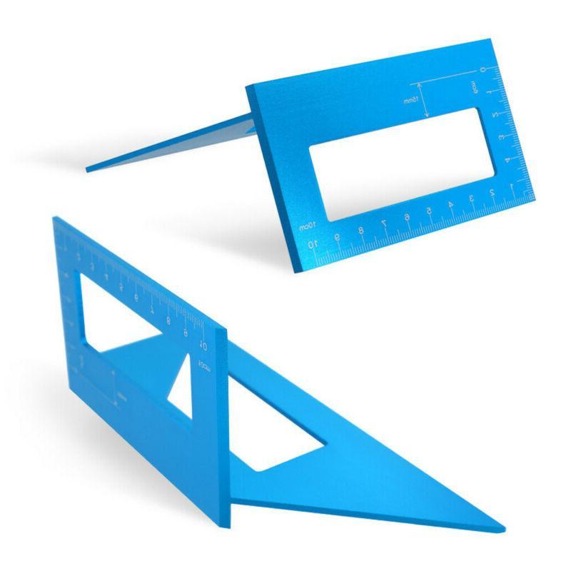 Aluminum T Ruler Multifunctional Degree Angle