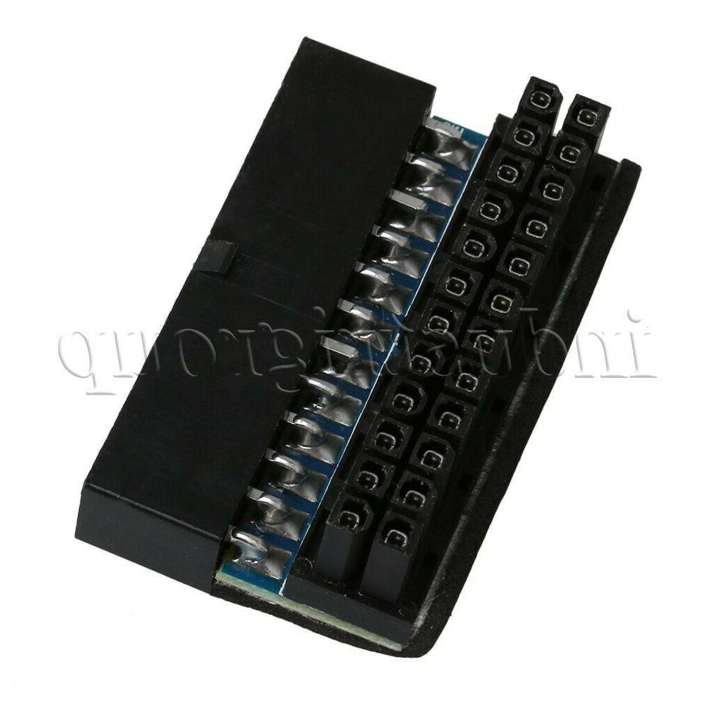 ATX Motherboard Adapter Power Connector 24 PSU