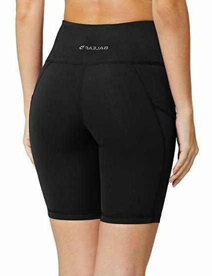 """5"""" Workout Yoga Shorts Side"""