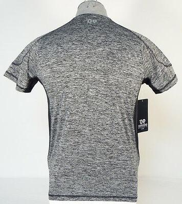 Charcoal Short Athletic Shirt