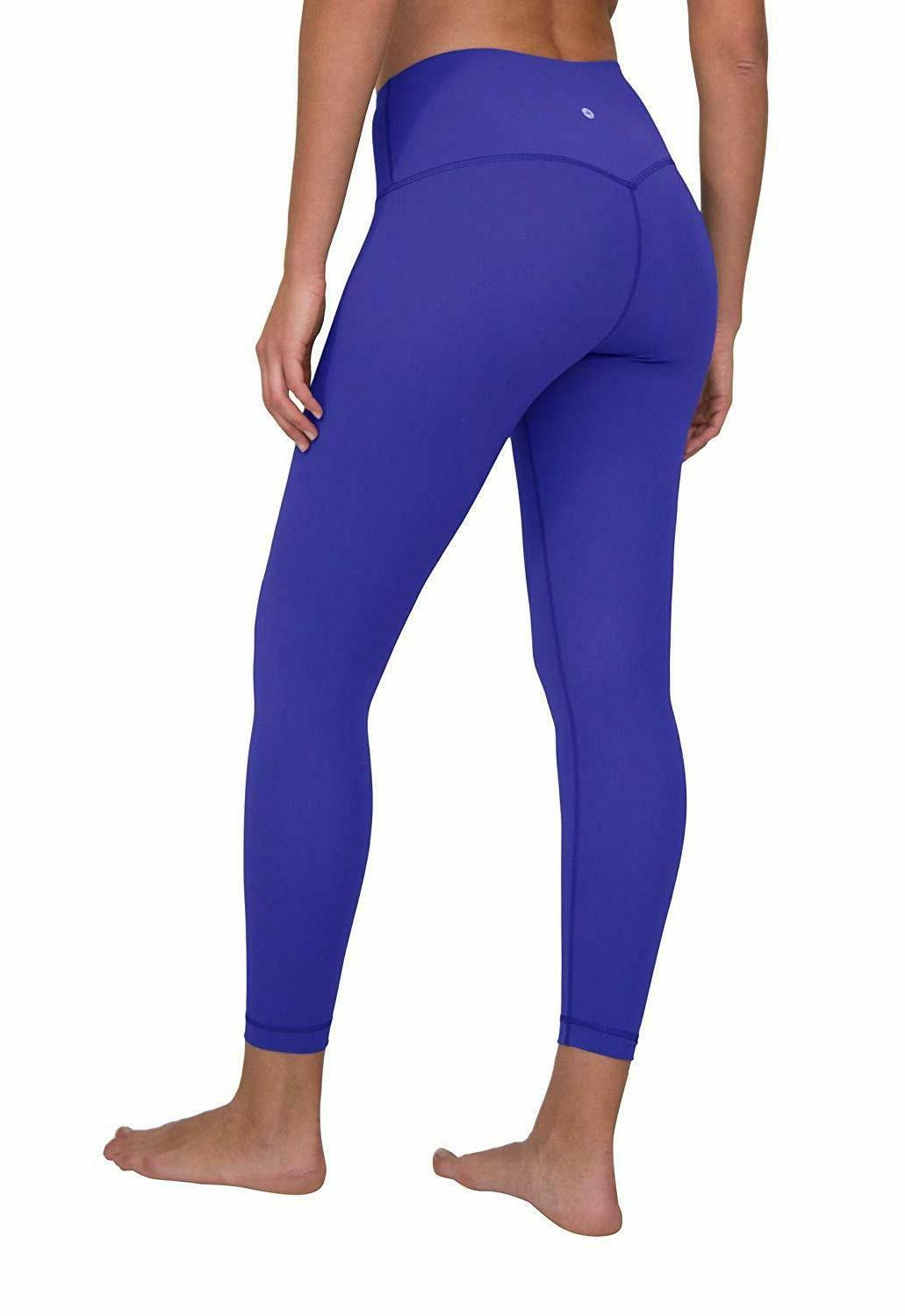 90 Degree By High Control Cropped Leggings