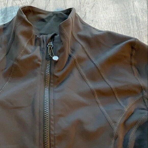 90 Degree Women's Size Jacket Full Zip Moss NWT $98.00