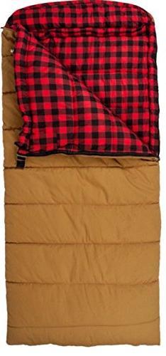 TETON Sports Deer Hunter 0F Sleeping Bag; 0 Degree Sleeping