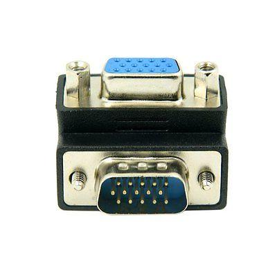 Dwon Right Degree Male Adapter
