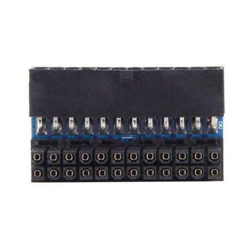 eva atx 24pin to 90 degree motherboard