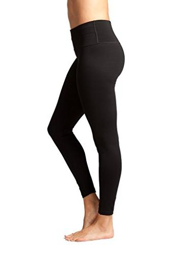 90 High Waist Compression Black Small