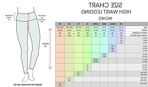 90 Degree High Control Leggings Black Small