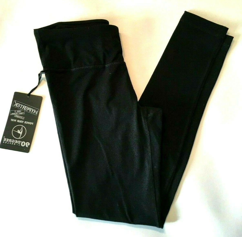 high waist tummy control super compression leggings