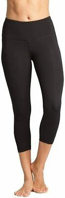 Yogalicious High Waist Ultra Soft Lightweight Capris - High