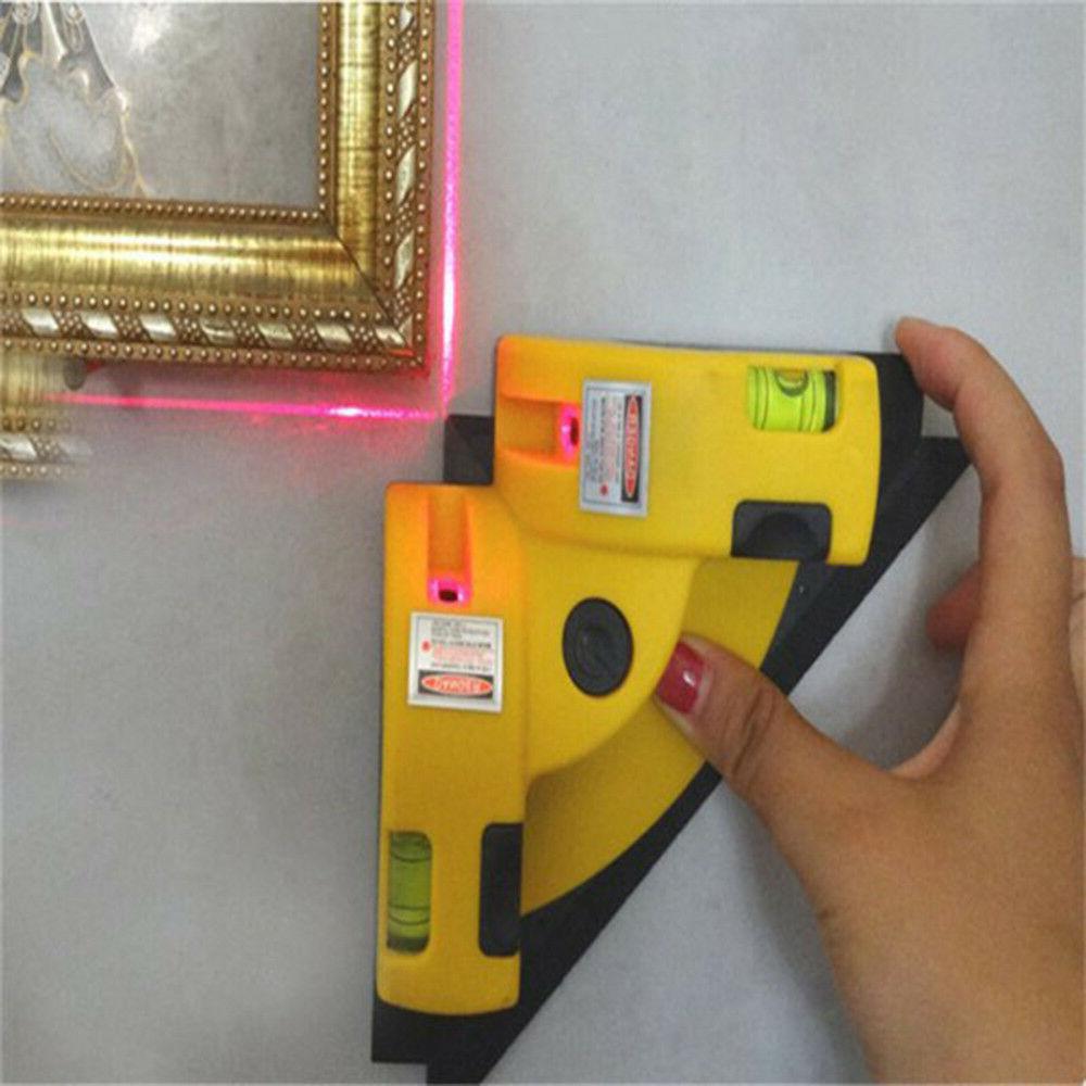 Horizontal Square Level Laser Degree Angle