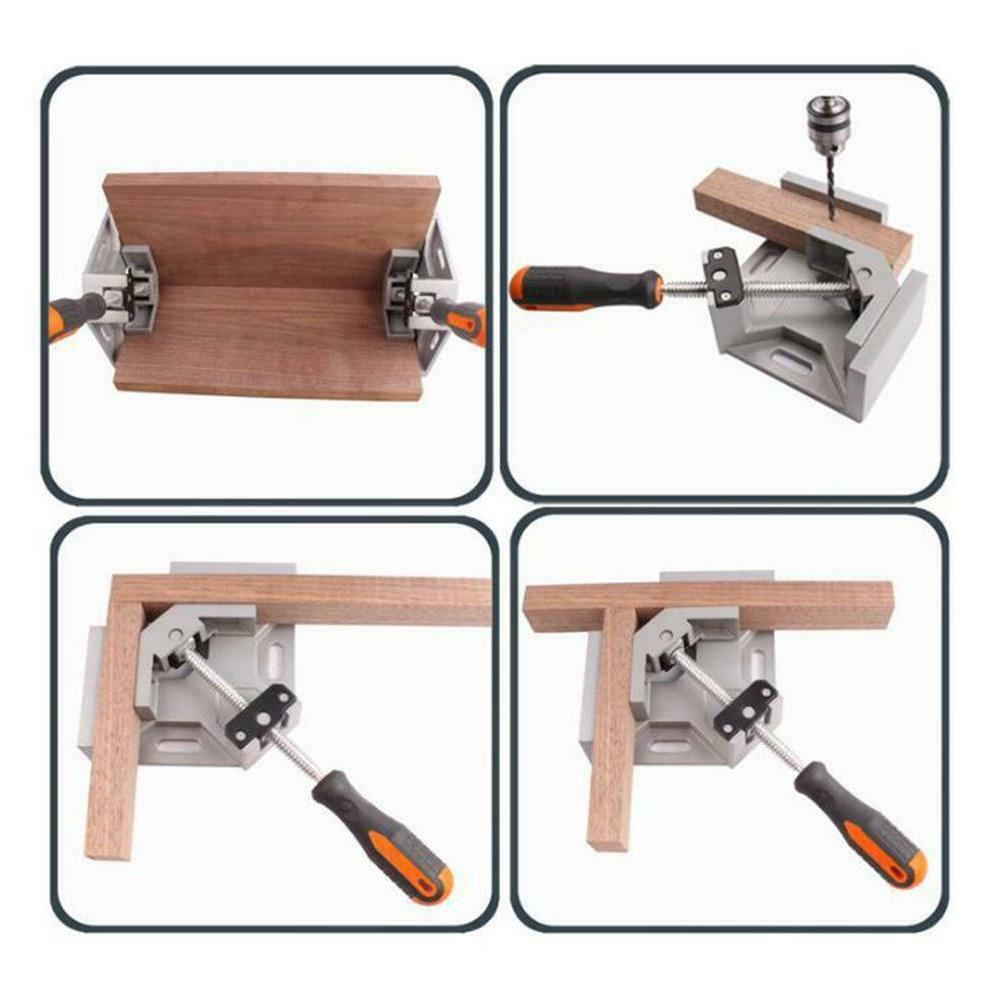 Housolution Corner Clamp For Wood Metal Angle Degree Welding
