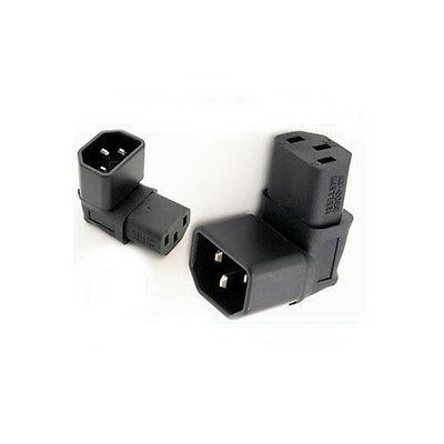 iec c14 to c13 power adapter 10a