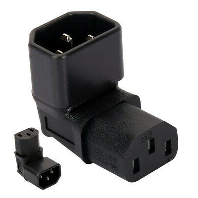 IEC320-C14 to C13 AC Power Adapter Electrical