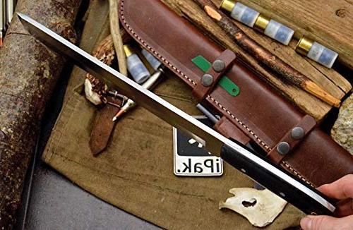 "CFK Cutlery IPAK USA D2 Tool Steel 16"" BOSS O-Tanto Bushcraft Horizontal Fire Starter Rod CFK117"