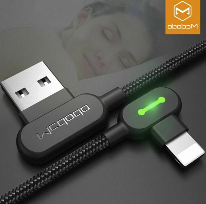MCDODO Degree USB Apple iPhone X 7 Cable