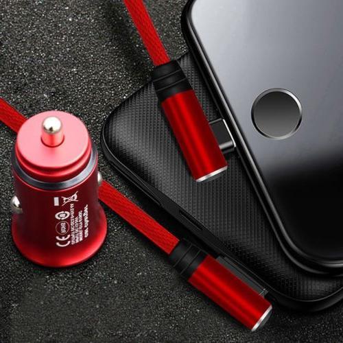 L Nylon Charging iPhone 8p