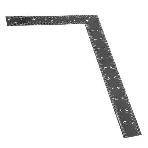 metal angle scale square ruler
