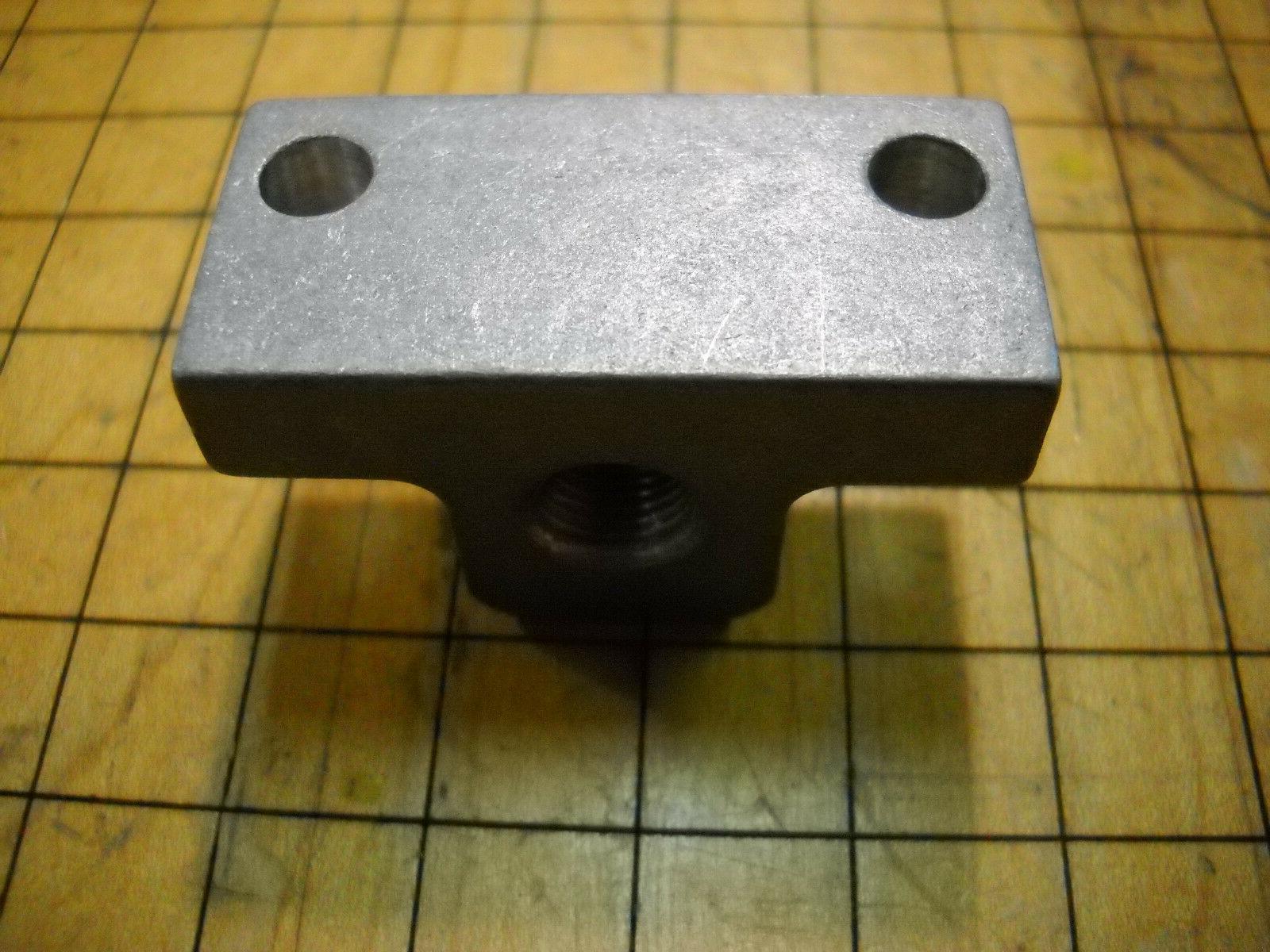 NEW Drop-Ear 90 Elbow port Aluminum