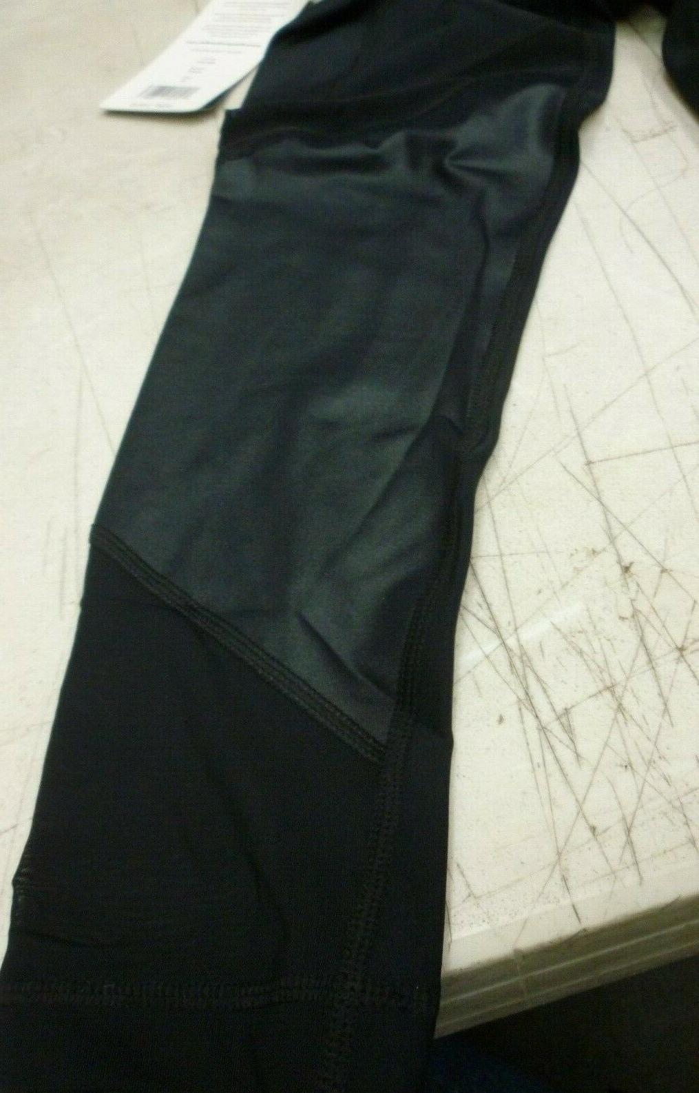 NEW Degree Reflex tight black, PW72421