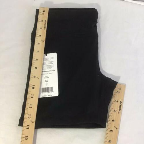 New 90 Degree by Reflex Power Shorts Black or XL