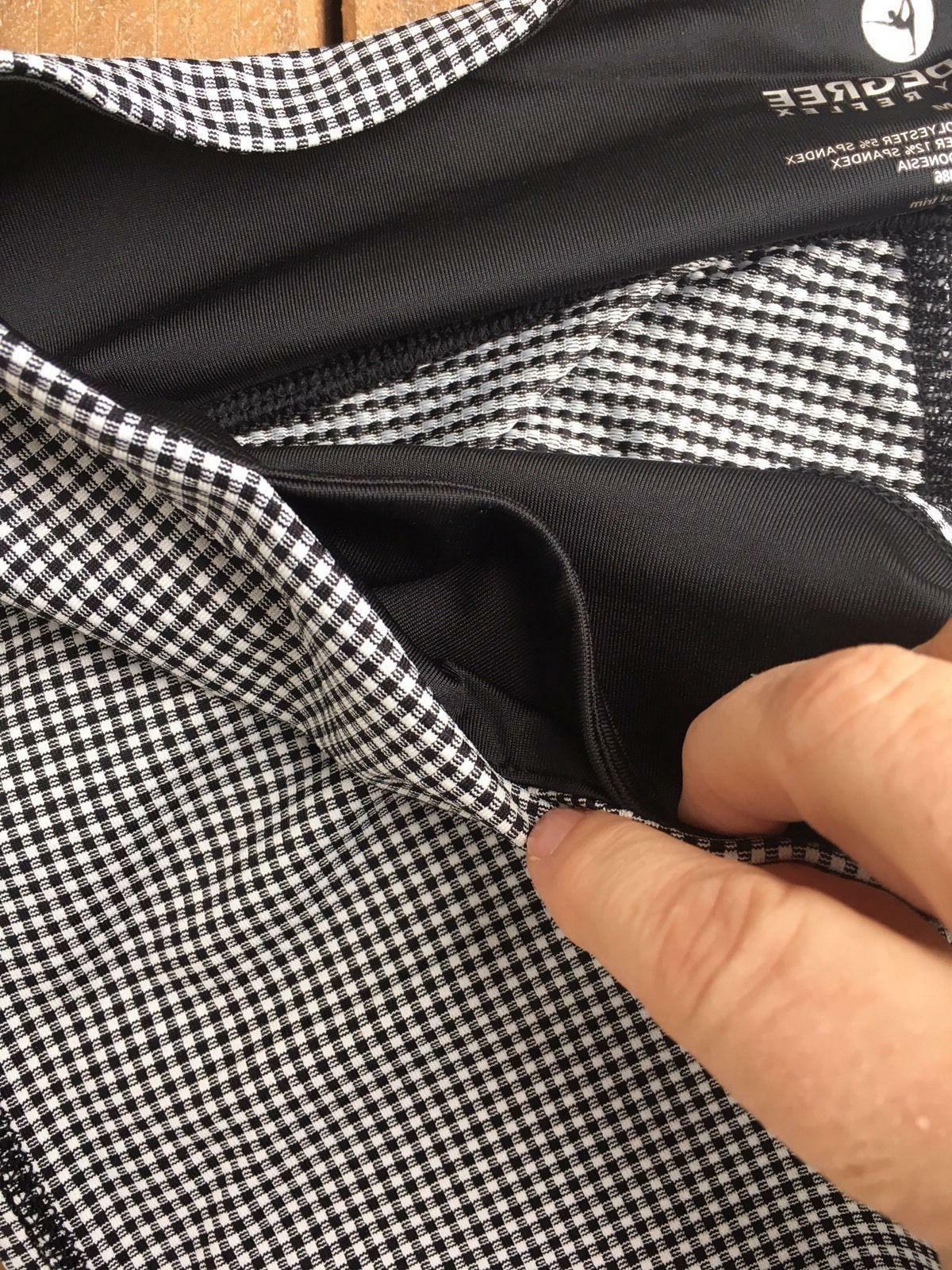 New Performance Capri Black Check IPhone Pocket S