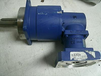 NEW ALPHA GEARBOX GEAR BOX 90 DEGREE TYPE SPK 140-MF3-40-130