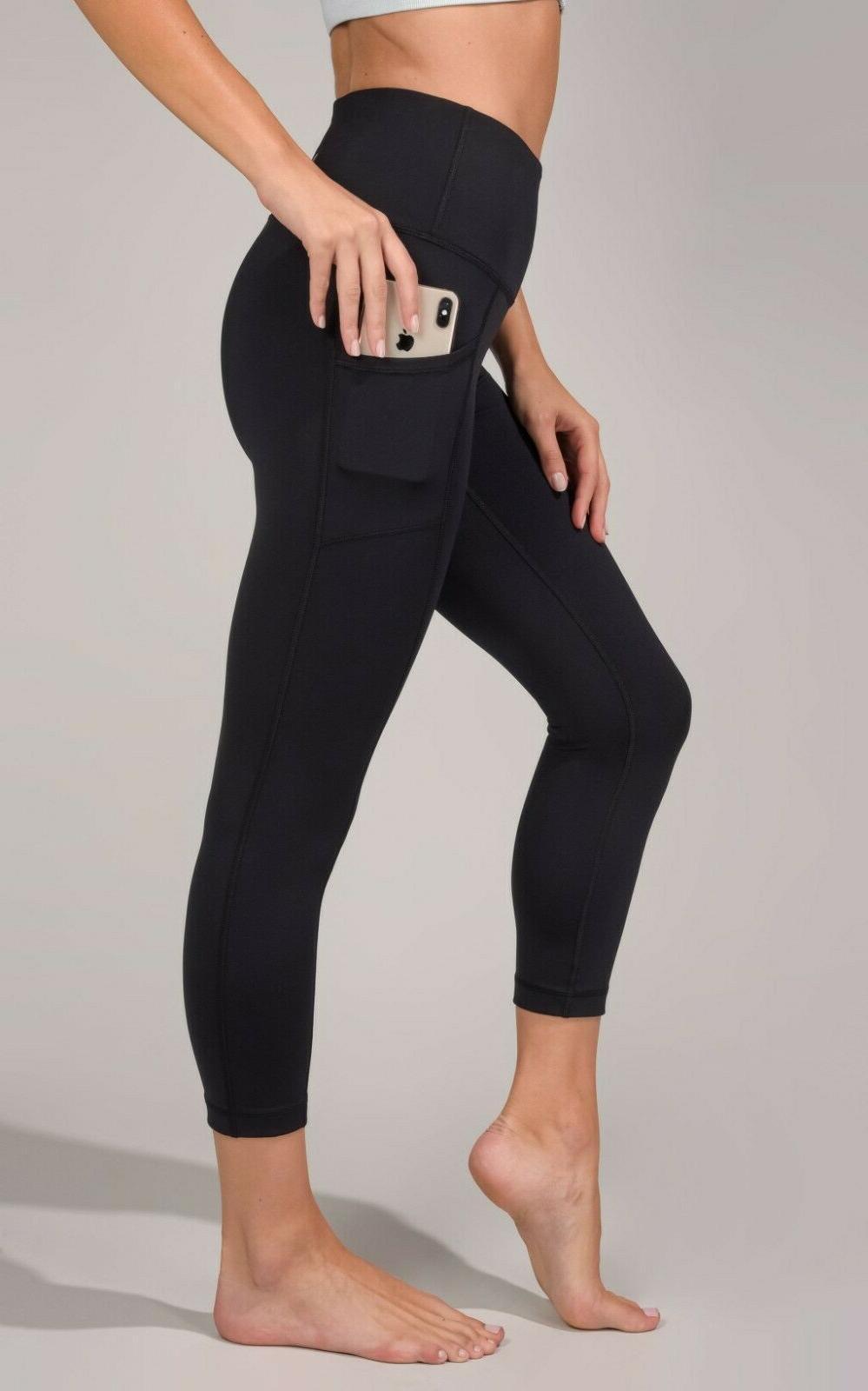 NEW 90 Reflex Interlink High Pocket Yoga Pants
