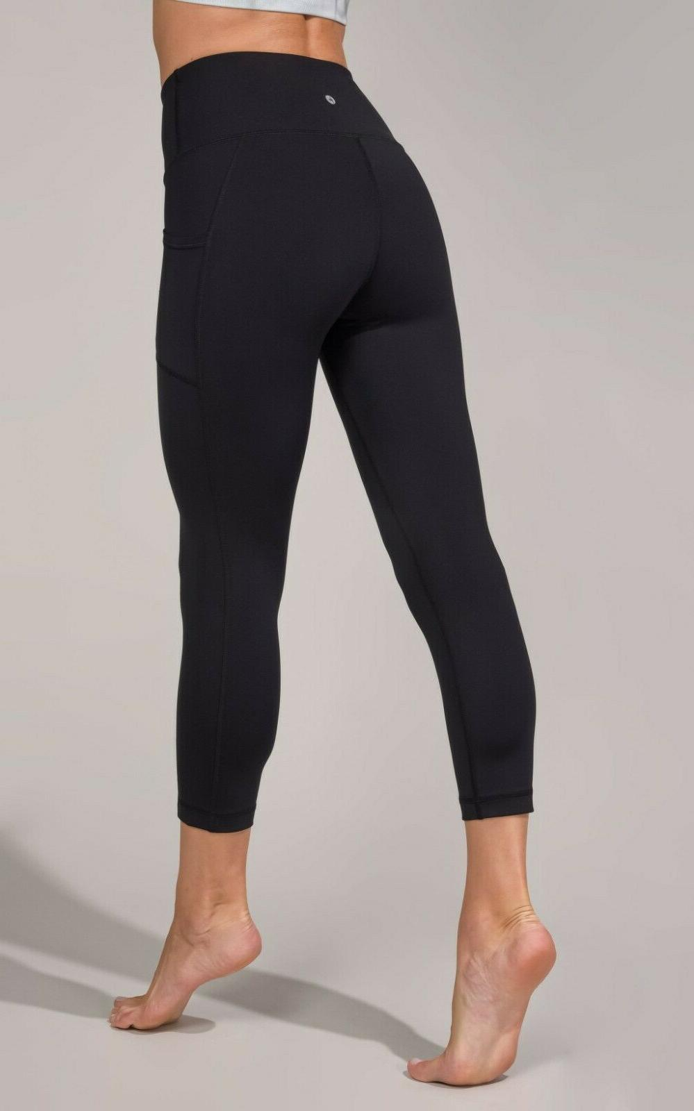 NEW 90 Reflex High Waist Pocket Pants