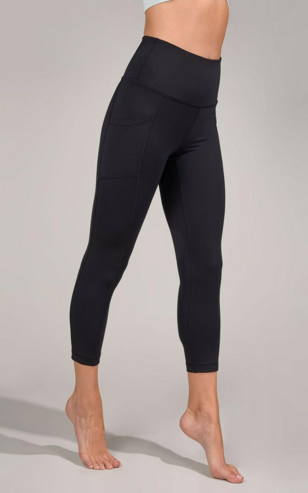NEW Degree Reflex High Pocket Capri Leggings Pants