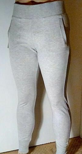 NEW 90 Degree by Reflex Women's Lounging Jogger Pants Size L