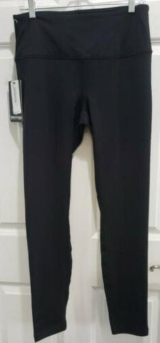 NWT $88 90 Degree By Reflex High Waist Fleece Lined Leggings