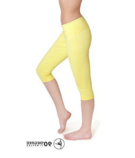 NWT By Reflex Women Bannana Yellow XS