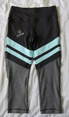NWT 90 degree reflex Women's M athletic Capri pants legging