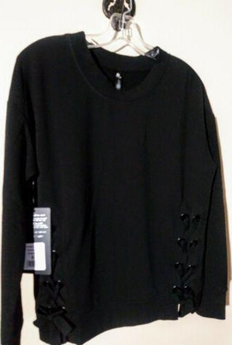 NWTS $68 90 Degree Reflex Active Woman's Sz S Sweatshirt Lac