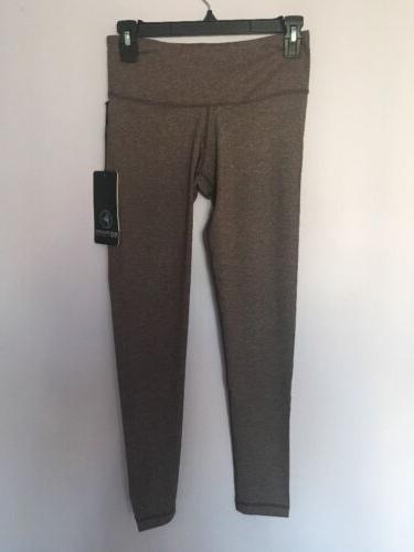 performance activewear printed yoga leggings large xs