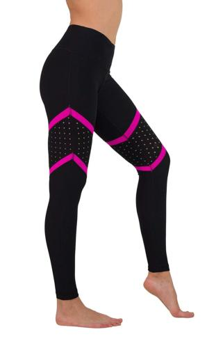 90 Degree By Pop of Color Legging - -
