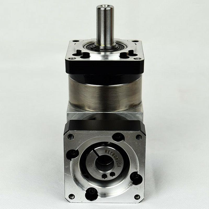 right degree gearbox for servo