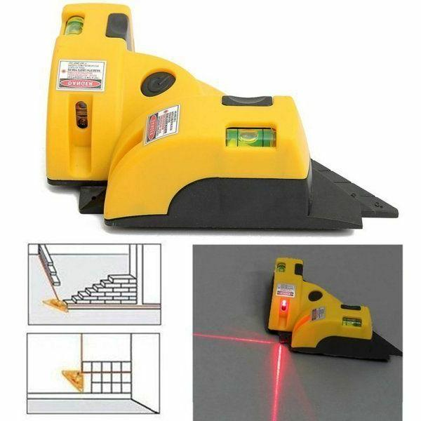 Right Angle 90 Degree Vertical Horizontal Laser Line Project