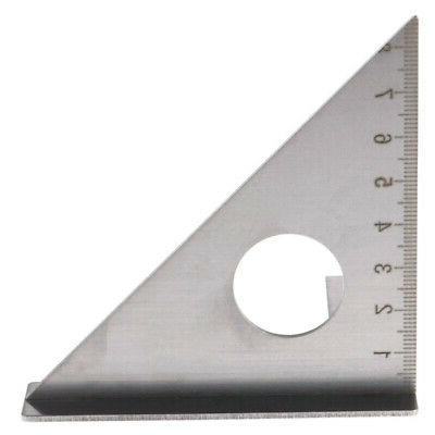 Square Layout Direction 90 Metric Gauge Woodworking Ruler