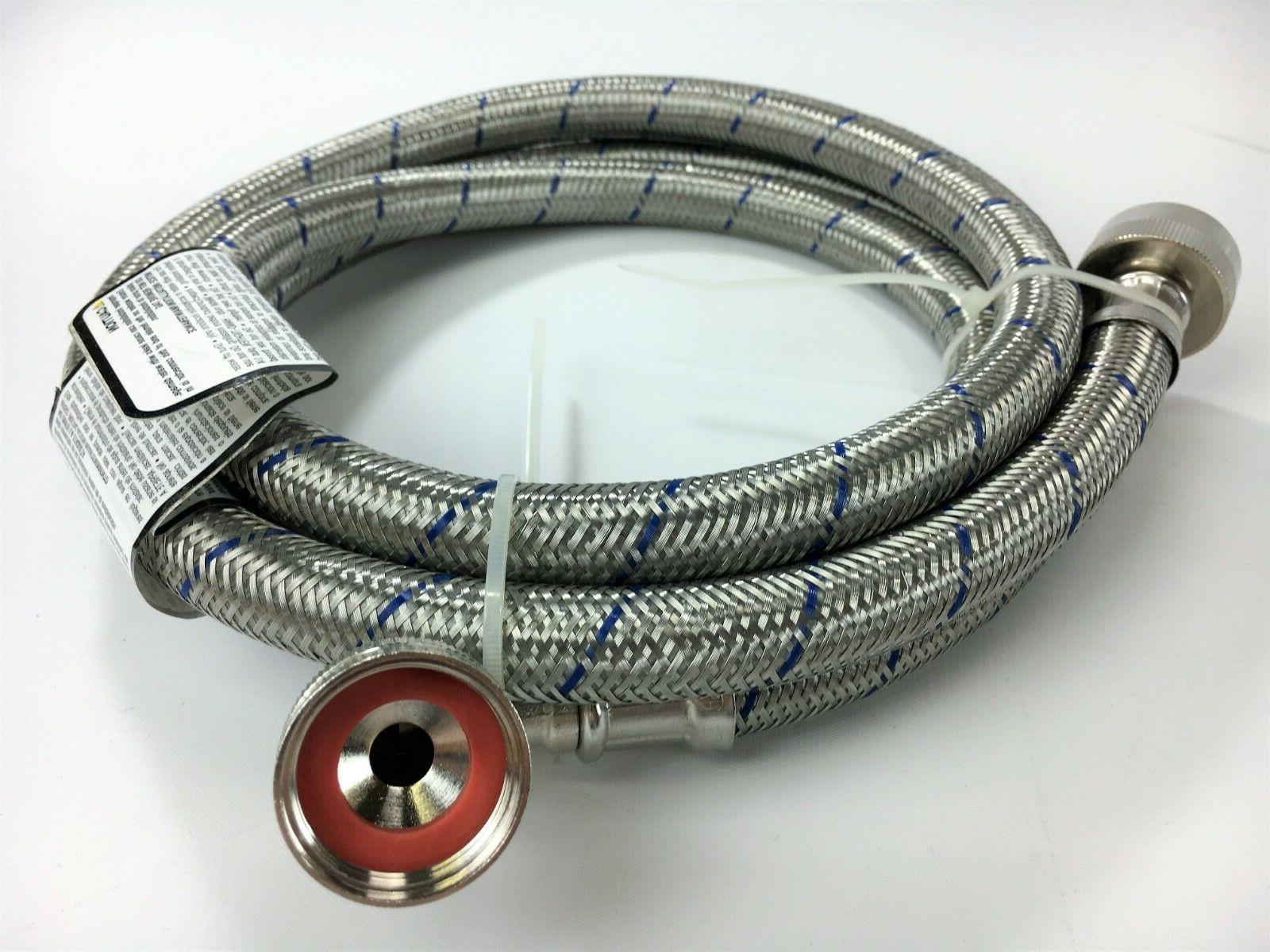 Stainless Hose 90 Elbow, 6 Ft 5304503343 NEW