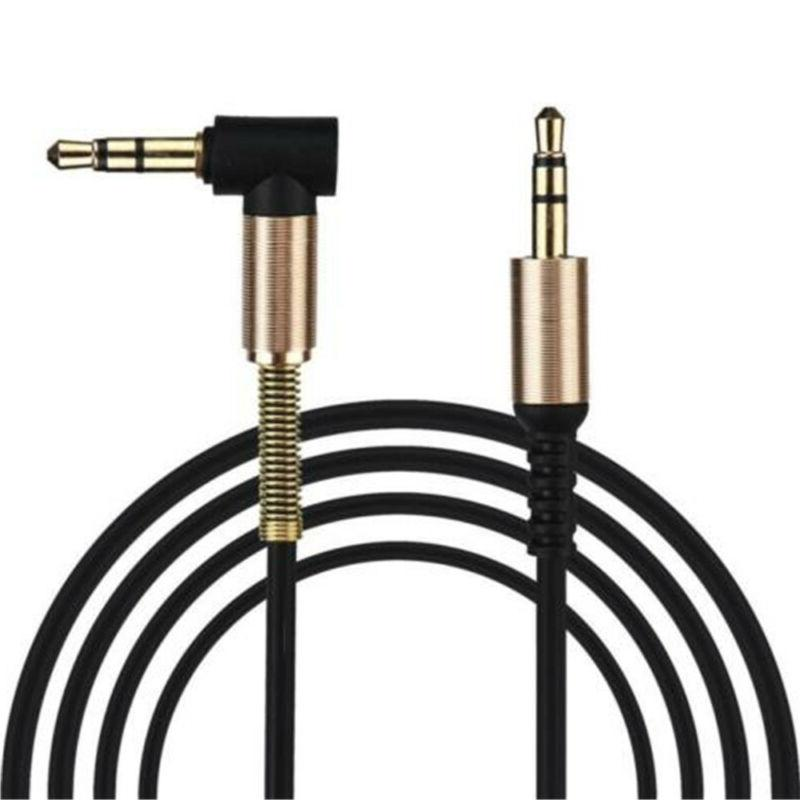 3.5mm Male Angle Aux Cable