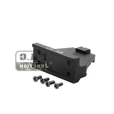 Tactical KAC 90 Degree Offset Aimpoint Rail Mount for T1 T-1