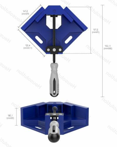 Housolution For Metal Angle 90 Degree Welding