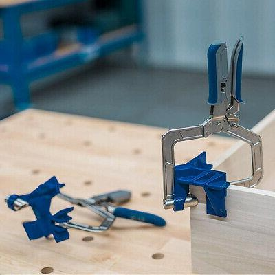 "US Clamp Right for KREG Jigs Miter "" T"" Joints"