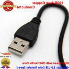 10FT USB 2.0 A Male M to Male Double Male Data Transfer Char